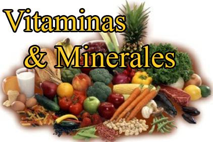 Salud y medicina algunas consideraciones sobre las vitaminas - Alimentos con muchas vitaminas ...