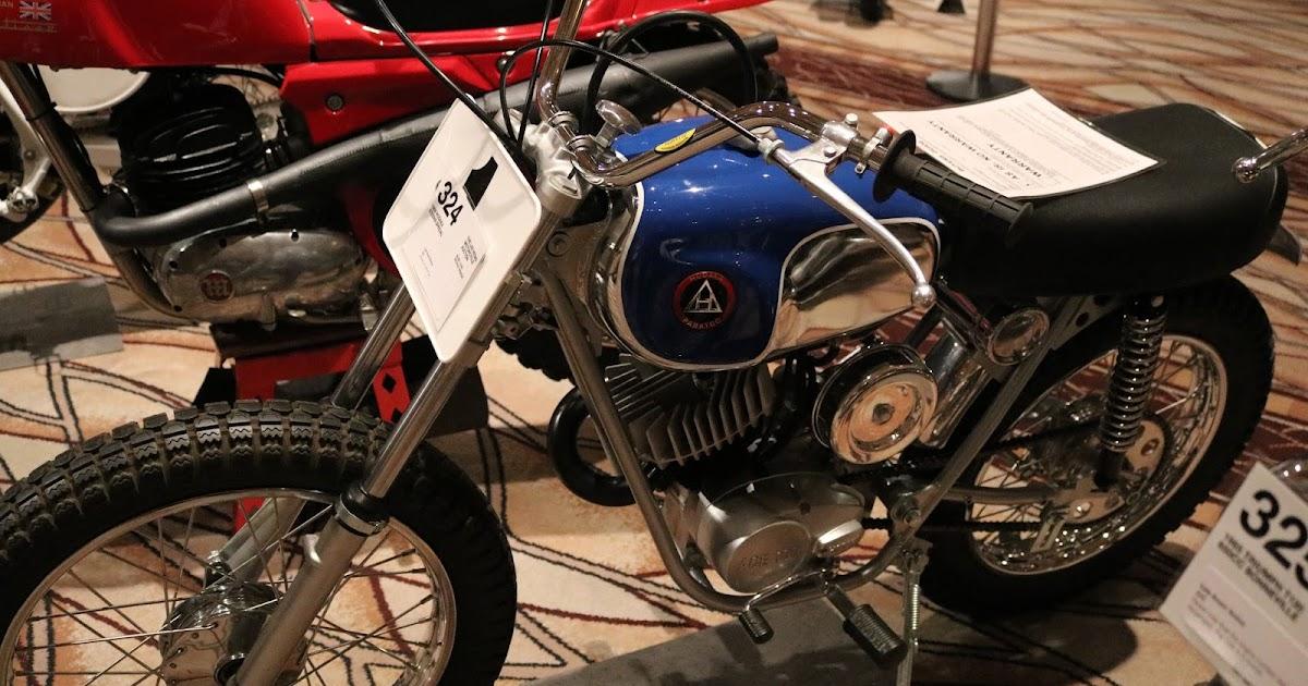 1970 Harley Davidson Evel Knievel Tribute: OldMotoDude: 1969 Hodaka Steens Flat Tracker $7,475 At The