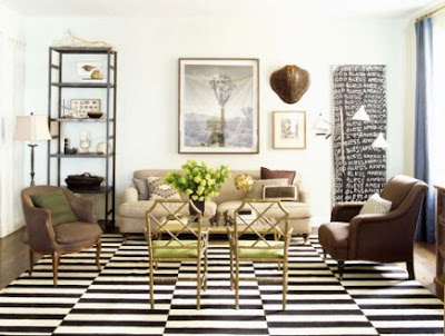 Lush Fab Glam Blogazine Black And White Stripes From The