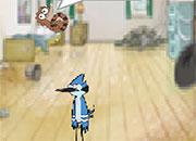Un show mas Mordecai Capture Rigby