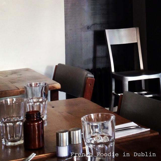Restaurant Benburb Street Dublin