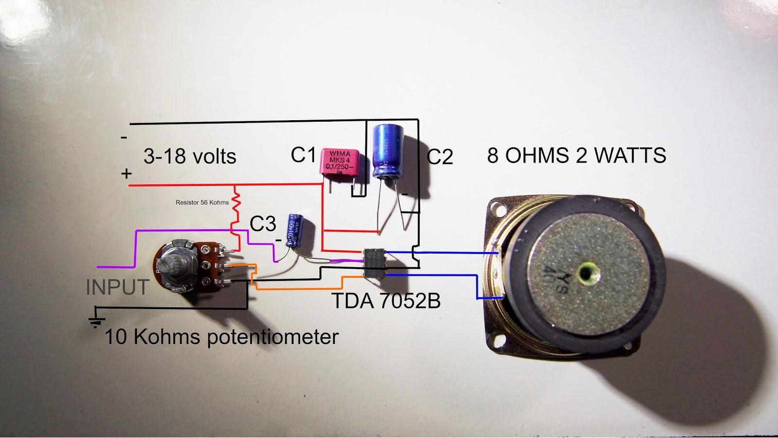 5 best images of wiring diagram for speaker connection 8 ohm5 best images of wiring diagram [ 1600 x 900 Pixel ]