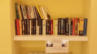 Libreria a Villa Borghese Guest House