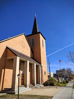 Holy Trinity Lutheran Church, ELCA, Rapid City, South Dakota