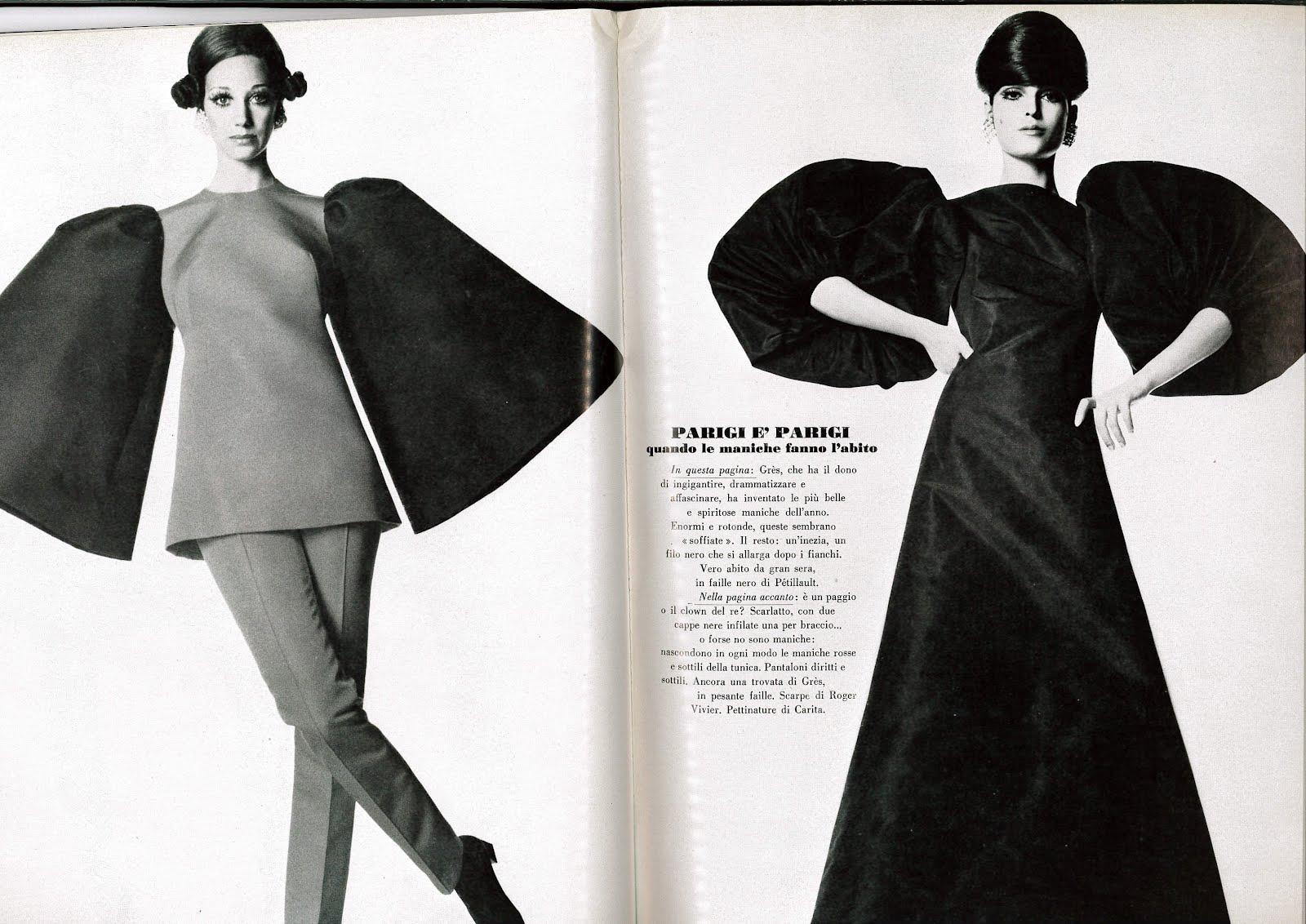 Irving Penn Vogue Cover