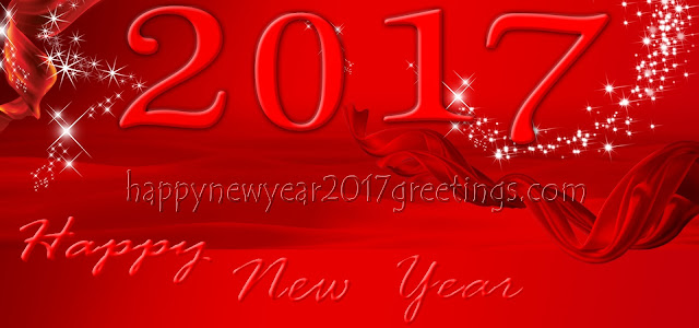 Happy New Year 2017 Wishes Wallpapers Download