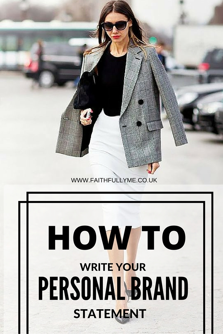 personal branding tips  4 steps to identifying your