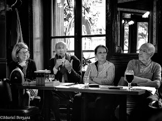 Béatrice Marchal, Jean-Claude Savignac, Colertte Klein, Guy Chaty