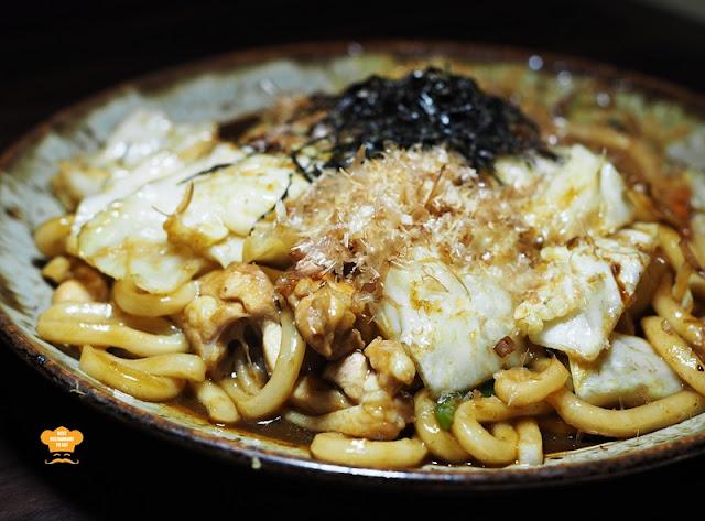 Yaki Udon Ishin Japanese Restaurant Old Klang Road