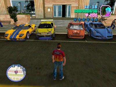 GTA Fast and Furious