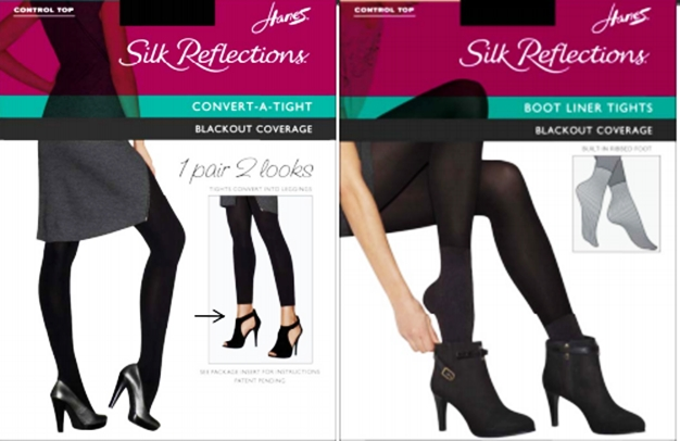 a7aeb35ca Convertible Hosiery  Today s legwear can help make a quick change with  ease