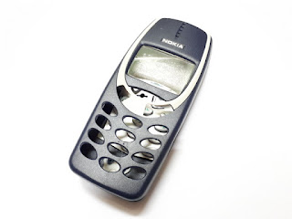 Casing Nokia 3310 Jadul Fullset