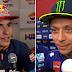 Rossi ke Marquez: Jangan Pernah Tatap Muka Saya Lagi!