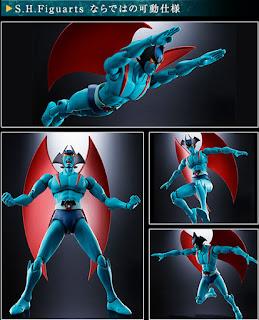 Devilman in varie pose
