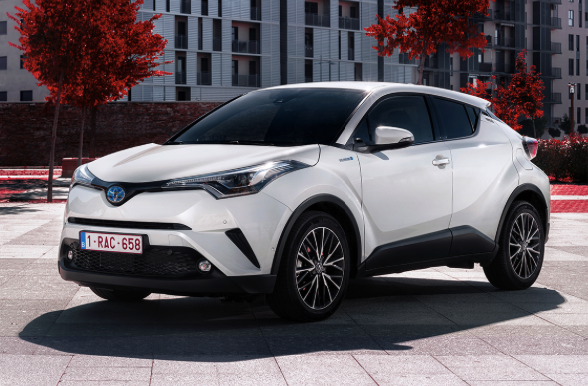 2017 Toyota C-HR Euro-Spec  Review