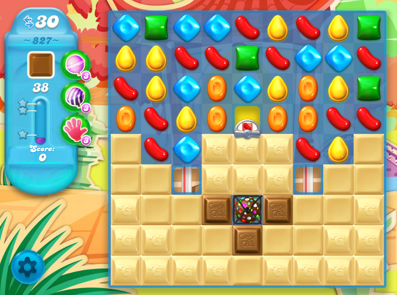 Candy Crush Soda Saga 827