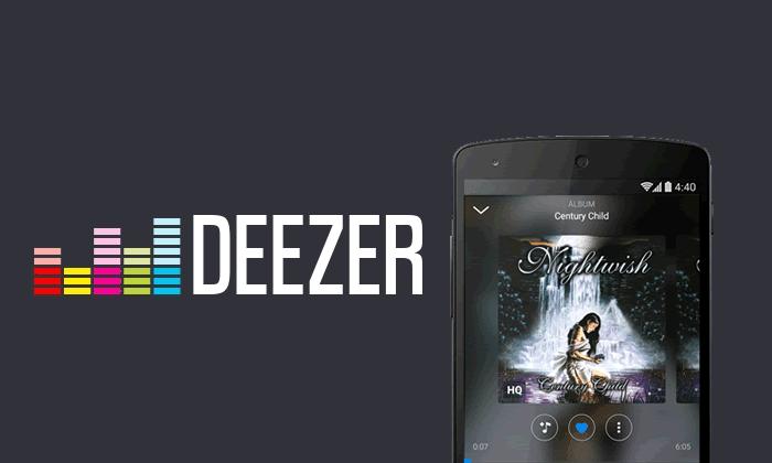 Deezer Premium v6.0.3.44 MOD APK