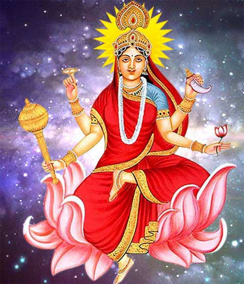 Ninth Day Prayers for Navratri in Hindi