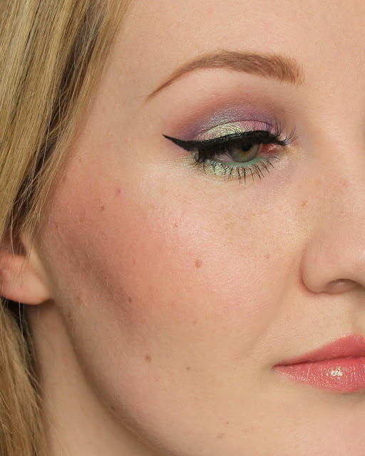Darling Girl Mer-Lady Spectral Shift Swatches & Review