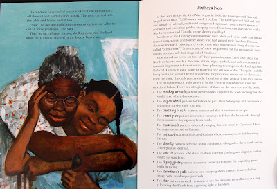 The Secret to Freedom is a fabulous book that tells about how quilts were used to guide escaped slaves along the Underground Railroad. What a great read-aloud for Black History Month or any time of the year! This blog post contains a FREE test prep activity that accompanies the Author's Note at the end of the book.