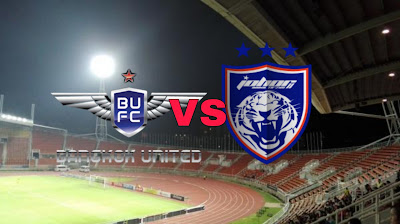 Live Streaming Bangkok United vs JDT Friendly Match 20.1.2019