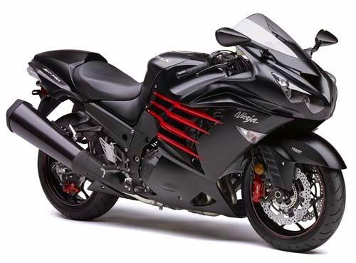 Kelebihan dan Kekurangan Kawasaki Ninja ZX-14R Terbaru