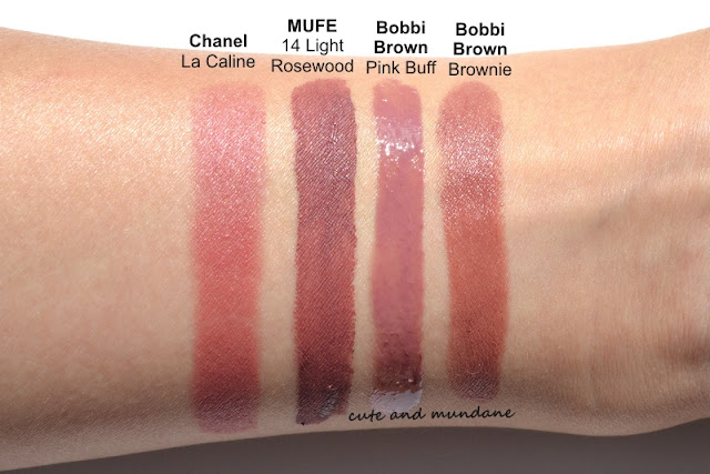 Cute And Mundane Make Up For Ever Aqua Rouge In Light