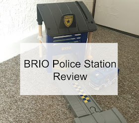 BRIO Police Station Review