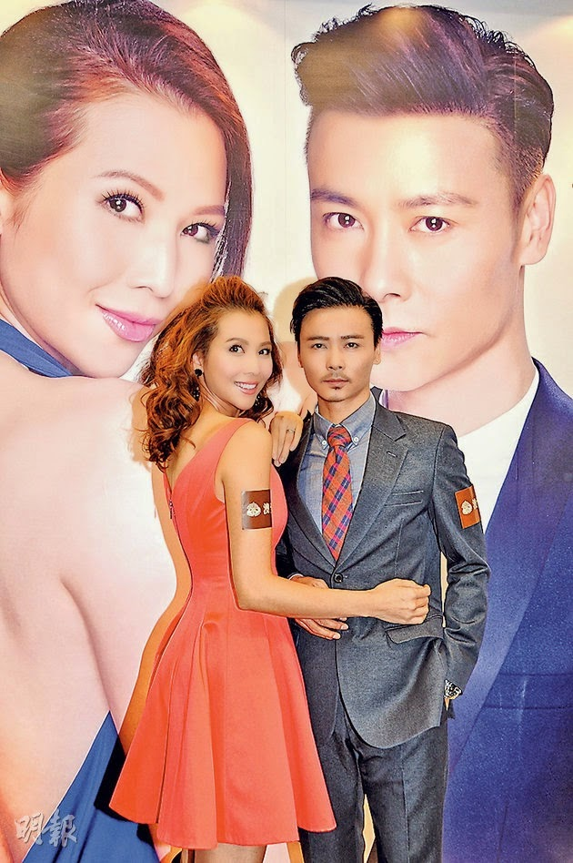 TVB Entertainment News: Ada Choi praises Max Zhang is a ...