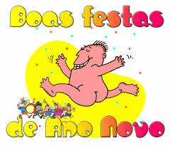 feliz natal e um prospero ano novo engraçado