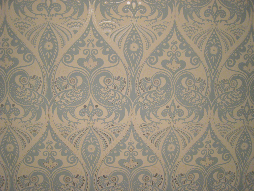 Wunderkammer wallpaper patterns - Texture in interior design ...