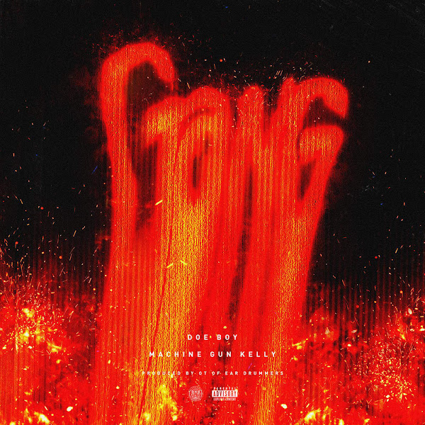 Doe Boy - Gang (feat. Machine Gun Kelly) - Single Cover