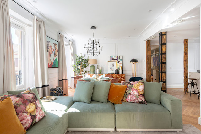 Дизайн-проекты. Обновленная классика в Мадриде