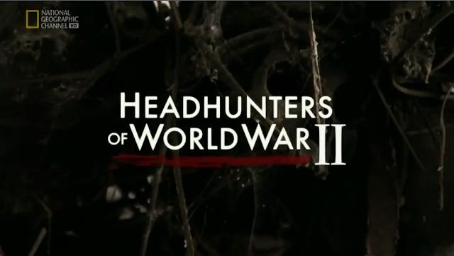 Kisah Para Pemburu Kepala Perang Dunia II