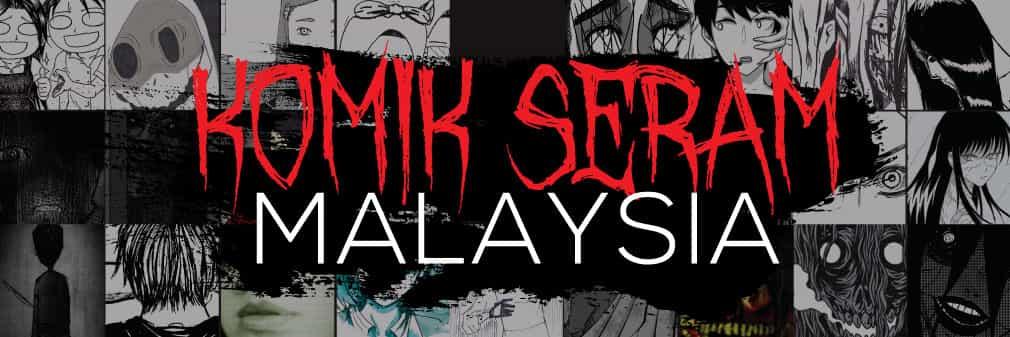 Komik Seram Malaysia