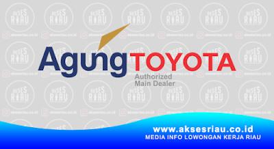 PT Agung Toyota Teluk Kuantan & Tembilahan