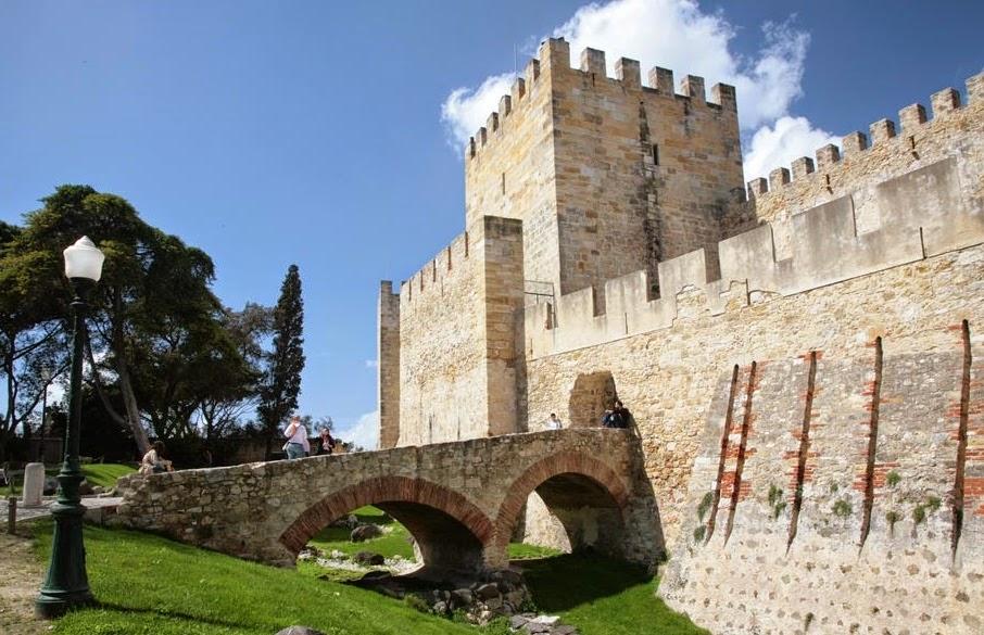 Economizar em Lisboa Castelo São Jorge