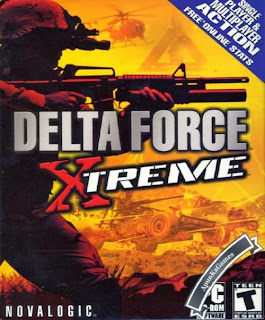 Delta Force Xtreme Cover, Poster