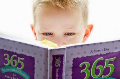 Membantu anak cepat bisa membaca