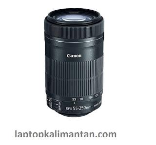 Jual Canon Eos 55-250 IS STM Bekas