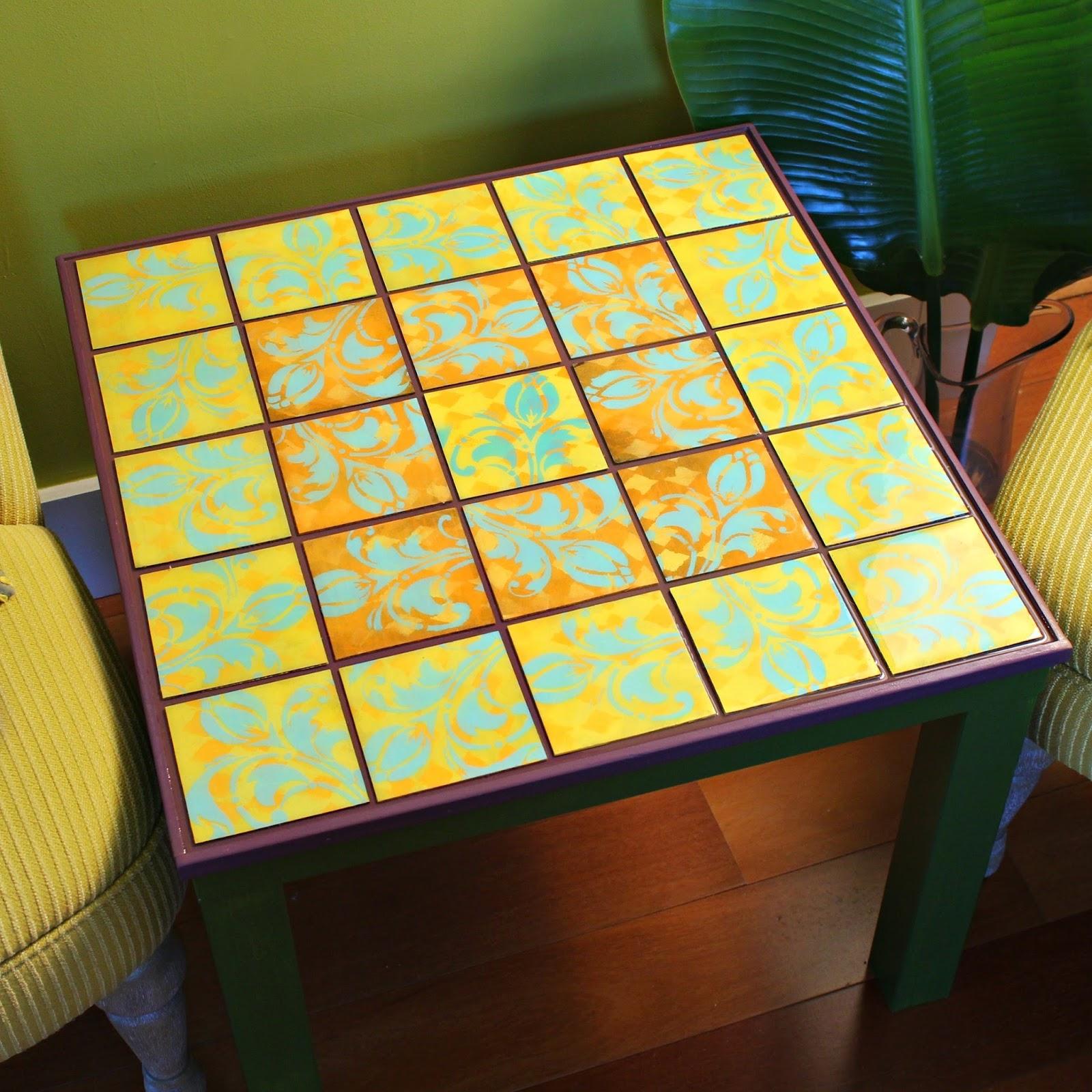 Mark Montano Cardboard Tile Ikea Hack