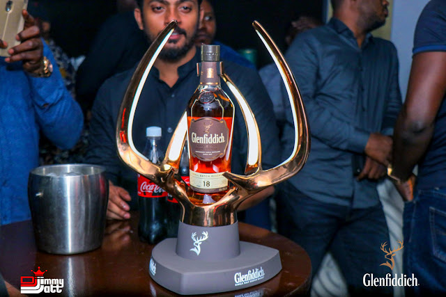 DJ Jimmy Jatt x Glenfiddich continues tours in Asaba & Port Harcourt this weekend with Ice Prince, Harrysong May 11 & 12
