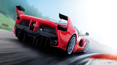 Papel de parede grátis de carro tunado para pc, notebook e tablet em hd : Super Ferrari.