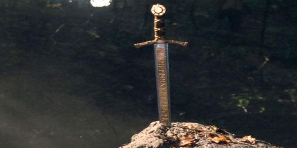 kral arthur kılıcı