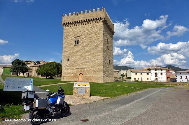 Torre-palacio de Olcoz x. XVI