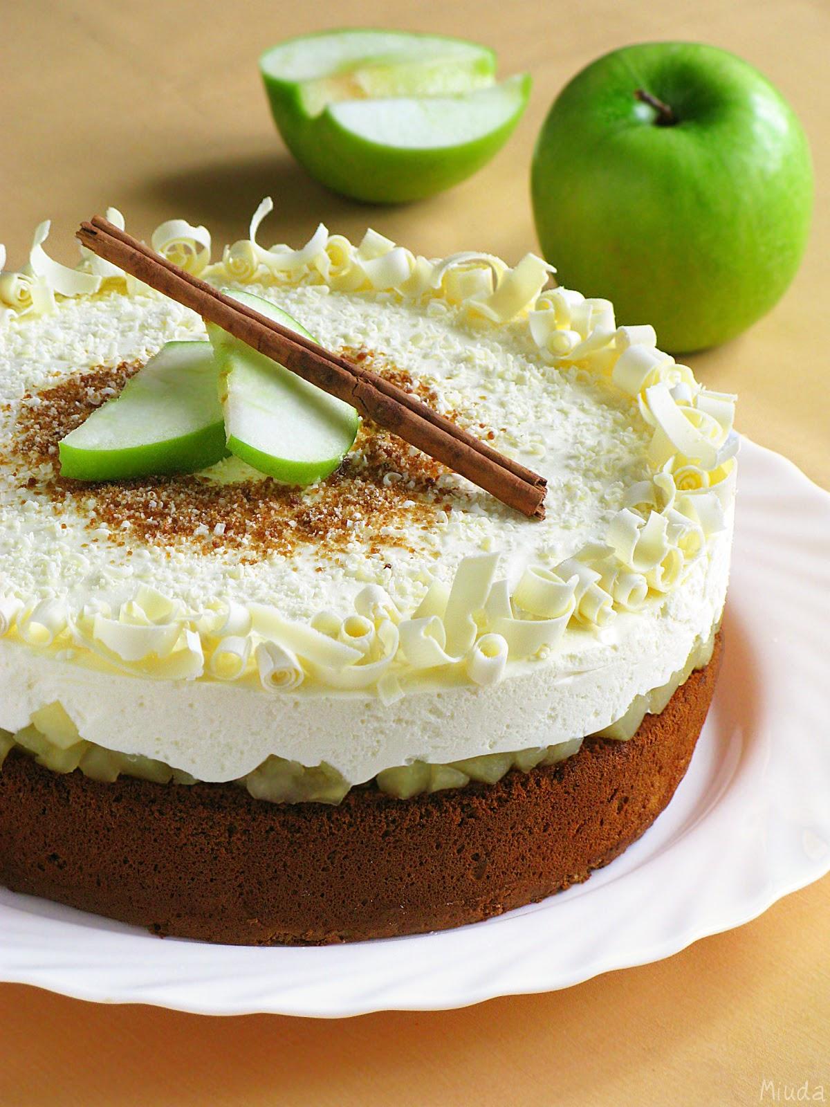 торт яблоко картинки русском