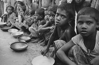 The day we are hungry is the day we see a poem for you to read-news and social