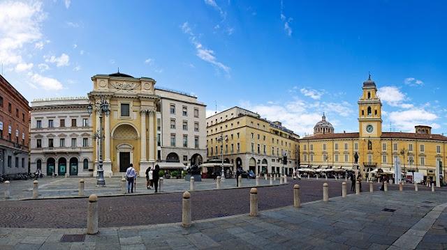 O que fazer em Parma