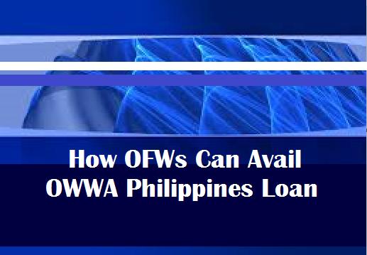 owwa philippine loan