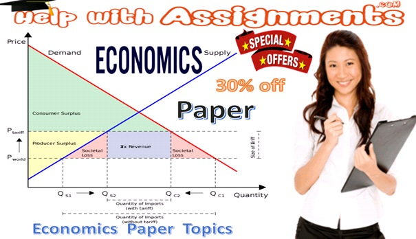 Help with economics paper
